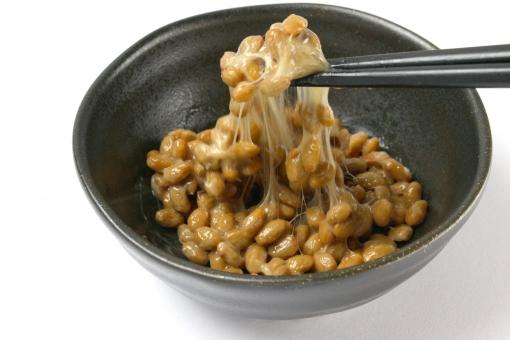 ビセラと納豆は相性が良い